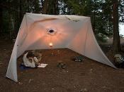 //.cookecustomsewing.com/leans.htm & Who makes the best Whelen lean-to tent?